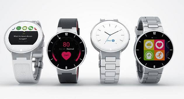 Alcatel, ecco la serie OneTouch Watch, orologi smart di Alcatel