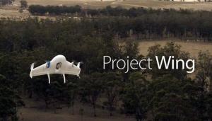 Google Project Wing: Dal 2017 i droni consegneranno i pacchi