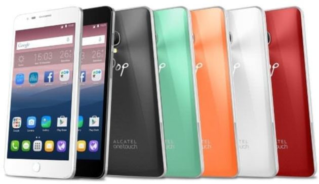 IFA 2015: Alcatel annuncia Alcatel OneTouch Pop Up e Alcatel OneTouch Pop Star