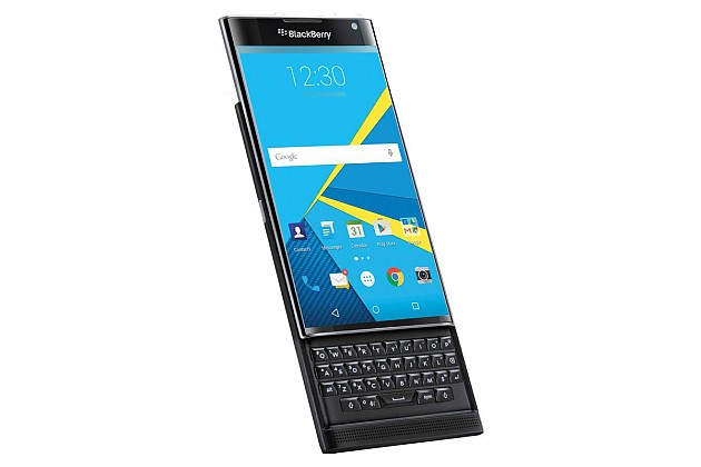 BlackBerry Priv, primo smartphone BlackBerry con sistema Android