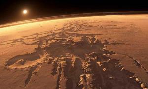 Marte: Grazie alla realtà virtuale, esploratori meno soli