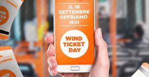Wind Ticket Day: Biglietti gratis nei Mezzi Pubblici in 40 comuni italiani