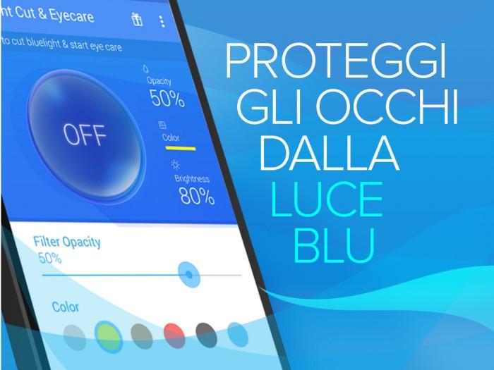 Come proteggersi dalla luce blu emessa dagli schermi di smartphone, tablet e computer