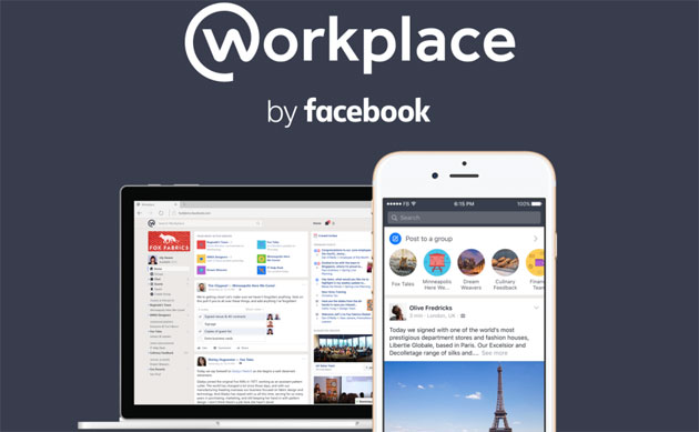 Facebook Workplace, Social network per le aziende