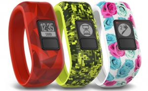 Garmin, Vivofit Jr è il wearable tracker per i più piccoli