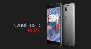 OnePlus, arriva il nuovo telefono OnePlus 3 Plus, un aggiornamento del precedente modello