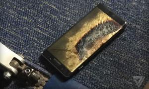 Samsung sospende la produzione dei Galaxy Note 7