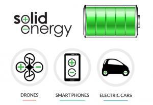 SolidEnergy: finalmente a novembre arriva la batteria del futuro?