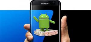 Samsung, parte il programma Galaxy Beta in vista dell'aggiornamento ad Android 7.0