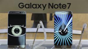 Samsung, per le batterie del Galaxy Note 8, trattative con LG