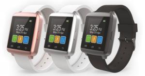 Techwatch presenta One Mini 2, smartwatch con diverse funzioni direttamente sul display