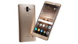 Huawei Mate 9 si aggiorna con Zoom ibrido 6X e molto altro