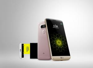 LG presenta al MWC il nuovo G5 modulare