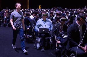 Zuckerberg scommette ed investe sulla realtà virtuale
