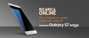 Wind Ricarica: Ricarica e Vinci Samsung Galaxy S7 Edge