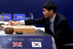 L'essere umano ha battuto Google AlphaGo. Grazie Se-dol