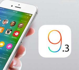 Apple sospende temporaneamente iOs 9.3 perché rende inutilizzabili i dispositivi più vecchi