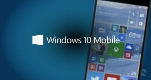 Windows 10 Mobile: Requisiti minimi rivisti al rialzo