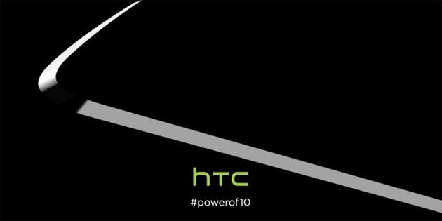 HTC si prepara a presentare il suo smartphone top di gamma al 'Save the date: 12 aprile'