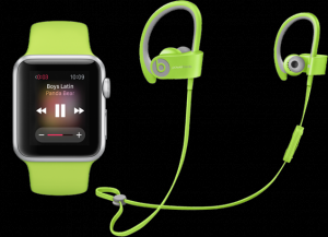 Come accoppiare le cuffie bluetooth con Apple Watch per ascoltare musica