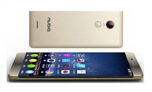 Nubia Z11 Mini ufficiale con display 5 FHD, fotocamera 16MP, chip S617