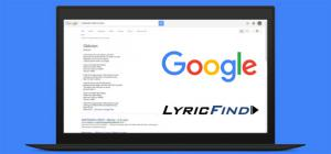 Google introduce i testi delle canzoni nelle ricerche e Play Musica