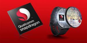 Qualcomm annuncia Snapdragon Wear, il nuovo processore per dispositivi indossabili