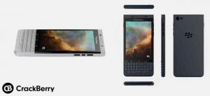 BlackBerry Hamburg e Rome con piattaforma Android in arrivo nel 2016
