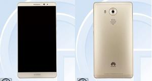 Huawei Mate 8: Nuova versione con Force Touch