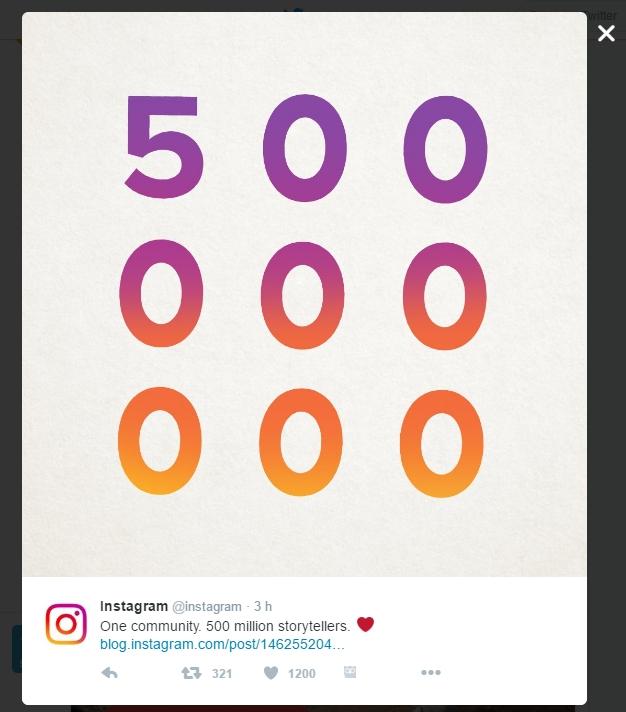Instagram Stories ha più utenti di Snapchat (e anche qualche nuova funzione)