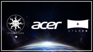 Acer in collaborazione con Starbreeze per lo sviluppo del visore StarVR