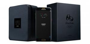 Samsung, arriva Galaxy S7 edge Olympic Games Limited Edition