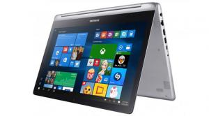 Samsung il 2 agosto presenta Notebook 7 Spin, convertibile 2-in-1 con Windows 10
