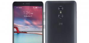 ZTE Zmax Pro annunciato ufficialmente, con display 6 pollici FHD e Snapdragon 617