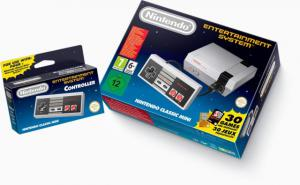 Nintendo rimette in vendita Nintendo Classic mini, in preordine su Amazon