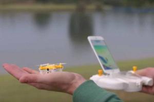 Pokedrone, in vendita il drone per catturare i Pokemon ovunque si trovino