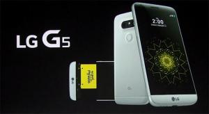 LG G5 in versione beta con Android 7 Nougat