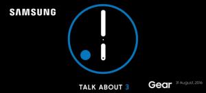 Samsung Gear S3: presentazione stasera in diretta streaming da IFA
