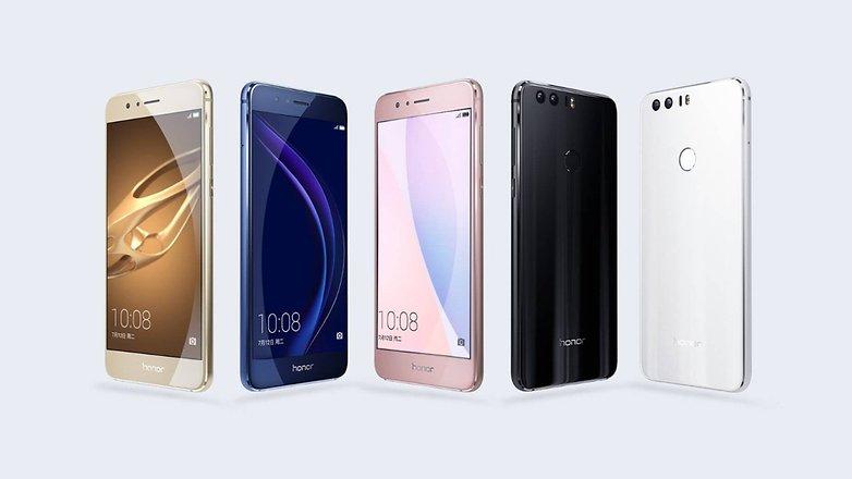 Huawei presenta il nuovo Huawei Honor 8 a Parigi