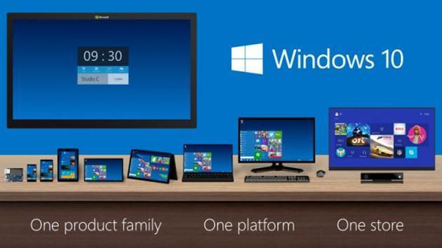 Windows 10 su 400 milioni di dispositivi Pc, Tablet e Smartphone