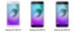 Samsung, il Galaxy A3 con certificazione FCC al MWC 2017