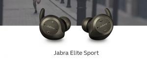 iPhone 7, arrivano gli auricolari Wireless Jabra Elite, con Cardiofrequenzimetro