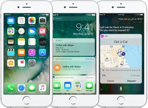 Apple iOS 10, l'aggiornamento è disponibile dal 13 settembre per iPhone e iPad