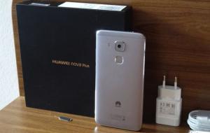 Huawei Nova Plus annunciato ufficialmente ad IFA 2016