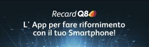 Q8 al MotorShow2017 con la nuova app RecardQ8