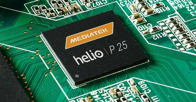 MediaTek Helio P25, nuovo processore con supporto per dual camera
