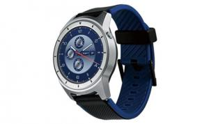 ZTE Quartz, arriva un nuovo smartwatch Android Wear