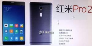 Xiaomi Redmi Pro 2, presentazione a marzo. Ecco le caratteristiche trapelate online