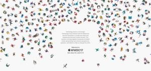 WWDC 2017 dal 5 al 9 giugno, Apple annuncia le date.