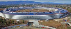 Apple Park: Inaugurazione ad Aprile del nuovo campus Apple
